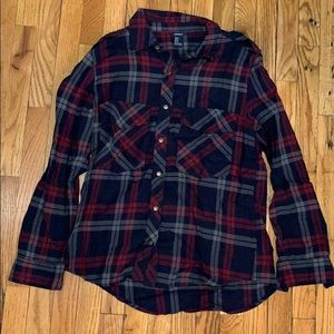 Women's forever 21 flannel